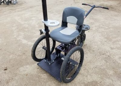 8 Ball Dolly Rickshaw